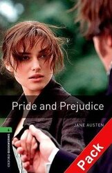 BKWM 3rd Edition 6: Pride and Prejudice with Audio CD (книга та аудiо) - фото обкладинки книги