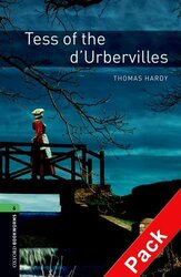 BKWM 3rd Edition 6: Tess of The d'Urbervilles with Audio CD (книга та аудiо) - фото обкладинки книги