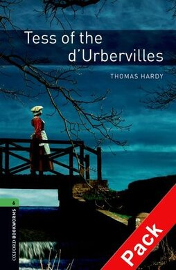 BKWM 3rd Edition 6: Tess of The d'Urbervilles with Audio CD (книга та аудiо) - фото книги