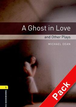 BKWM Playscripts 1: Ghost in Love and other Plays with Audio CD (книга та аудiо) - фото книги