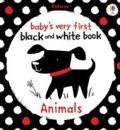 Black and White: Animals - фото обкладинки книги