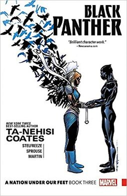Black Panther: A Nation Under Our Feet Book 3 - фото книги