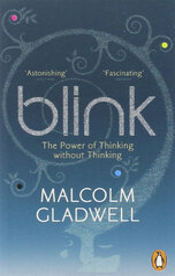 Blink: The Power of Thinking Without Thinking - фото обкладинки книги