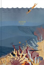 Блокнот Блокнот-артбук Море