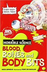 Blood, Bones and Body Bits - фото обкладинки книги