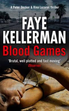 Blood Games - фото книги