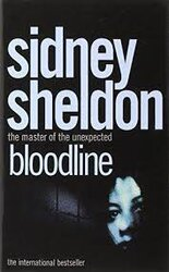 Bloodline - фото обкладинки книги