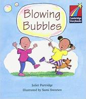 Blowing Bubbles Level 1 ELT Edition - фото обкладинки книги