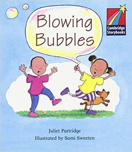 Посібник Blowing Bubbles Level 1 ELT Edition