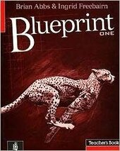 Blueprint Teacher's Book 1 - фото обкладинки книги