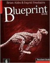 Словник Blueprint Teacher's Book 1