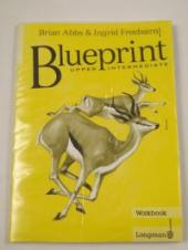 Blueprint Upper Intermediate Workbook - фото обкладинки книги
