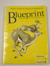 Книга Blueprint Upper Intermediate Workbook