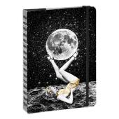 "Bohemia moon"", А5 - фото обкладинки книги"