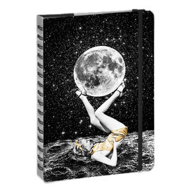"Bohemia moon"", А5 - фото книги"