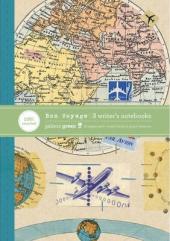 Bon Voyage ECO Writer's Notebook - фото обкладинки книги