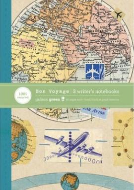 Bon Voyage ECO Writer's Notebook - фото книги