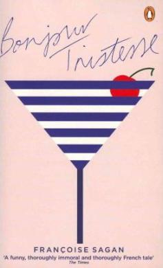 Bonjour Tristesse - фото книги