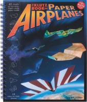 Book of Paper Airplanes - фото обкладинки книги