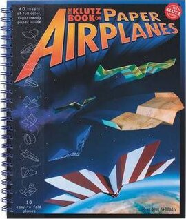 Book of Paper Airplanes - фото книги