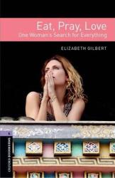 Bookworms 3rd Edition 4: Eat, Pray, Love with Audio CD - фото обкладинки книги