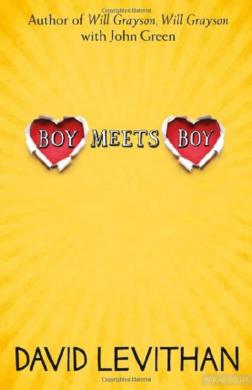 Boy Meets Boy - фото книги