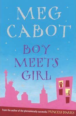 Книга Boy Meets Girl