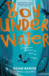 Boy Underwater - фото обкладинки книги