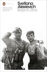 Boys in Zinc - фото обкладинки книги