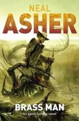Brass Man: An Agent Cormac Novel. Book 3 - фото обкладинки книги
