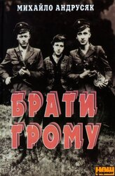 Брати грому - фото обкладинки книги