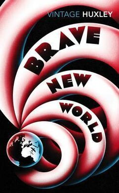 Brave New World - фото книги