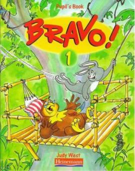 Bravo 1 Student's Book (підручник) - фото книги