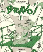 Bravo 1 Work Book (робочий зошит) - фото обкладинки книги