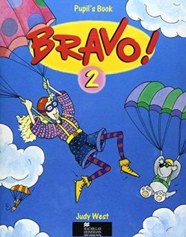 Bravo 2 Student's Book (підручник) - фото книги