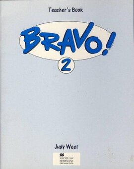 Bravo 2 Teacher's Book (книга вчителя) - фото книги