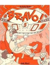 Bravo 3 Work Book (робочий зошит) - фото обкладинки книги