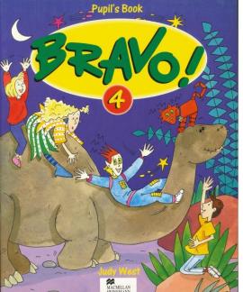 Bravo 4 Student's Book (підручник) - фото книги