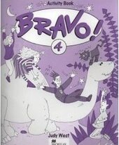 Bravo 4 Work Book (робочий зошит) - фото обкладинки книги