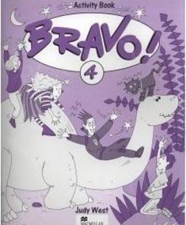 Bravo 4 Work Book (робочий зошит) - фото книги