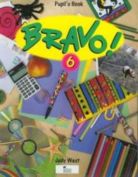 Bravo 6 Student's Book (підручник) - фото книги