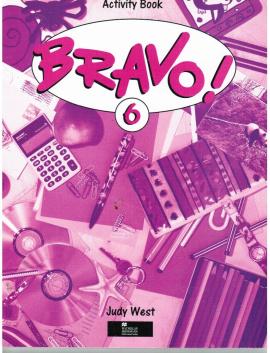 Bravo 6  Workbook (робочий зошит) - фото книги