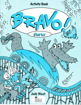 Bravo Starter Activity Book - фото книги