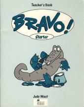 Bravo Starter Teacher's Book - фото обкладинки книги