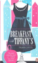 Breakfast at Tiffany's - фото обкладинки книги