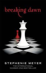 Breaking Dawn : Twilight, Book 4 - фото обкладинки книги