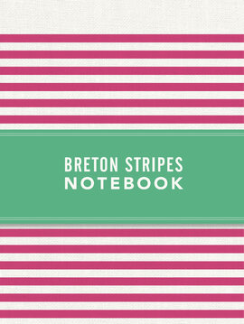 Breton Stripes Hot Pink - фото книги