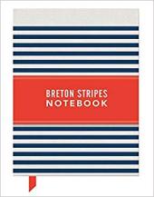 Breton Stripes Navy Blue - фото обкладинки книги