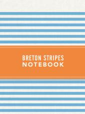Breton Stripes Sky Blue - фото обкладинки книги