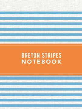 Breton Stripes Sky Blue - фото книги